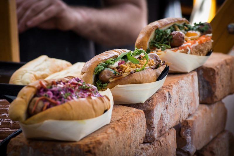 Food und Lifestyle Streetfood in Berlin