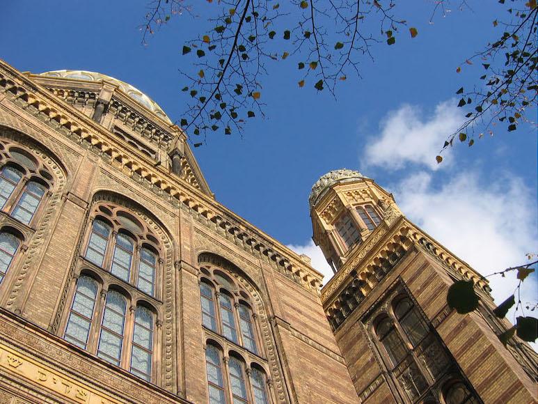 Jüdische Architektur