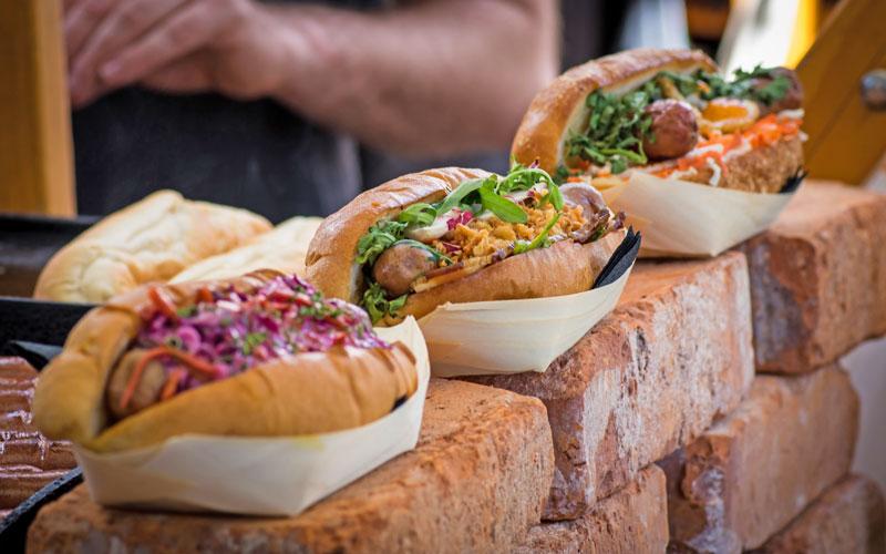 Streetfood entdecken mit GoArt!